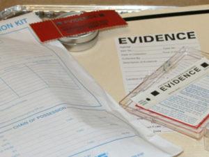Судебно-медицинская экспертиза вещественных доказательств